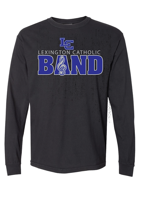 Band Traditional  Long Sleeve T-shirt