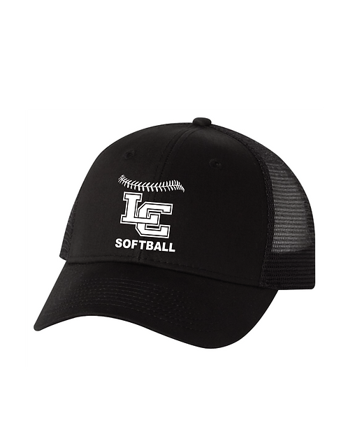 Trucker Softball Cap