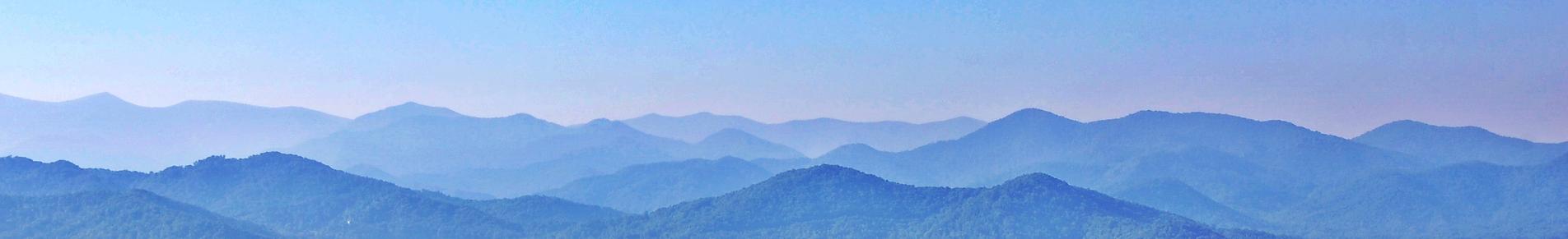 Blue Ridge Mountains Sams Gap