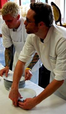 Chef Nathan Breeding Gurrrilla Cuisine Charleston Sc