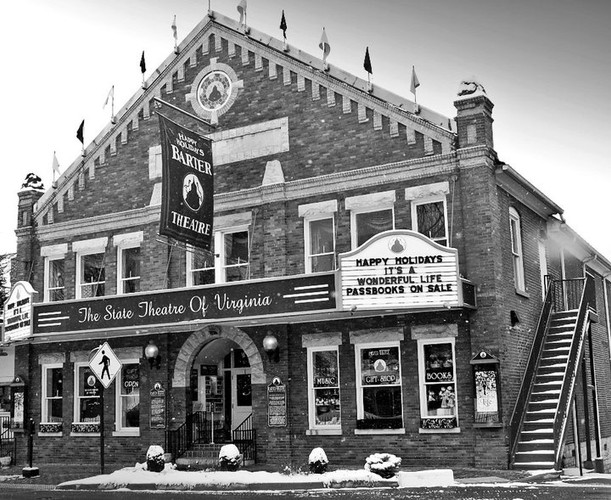 Barter Theatre Abingdon Va