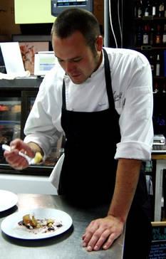 Chef Eric Williams Charleston SC