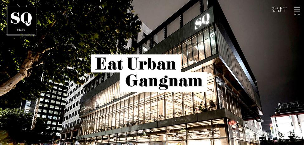 N | Sq Gangnam