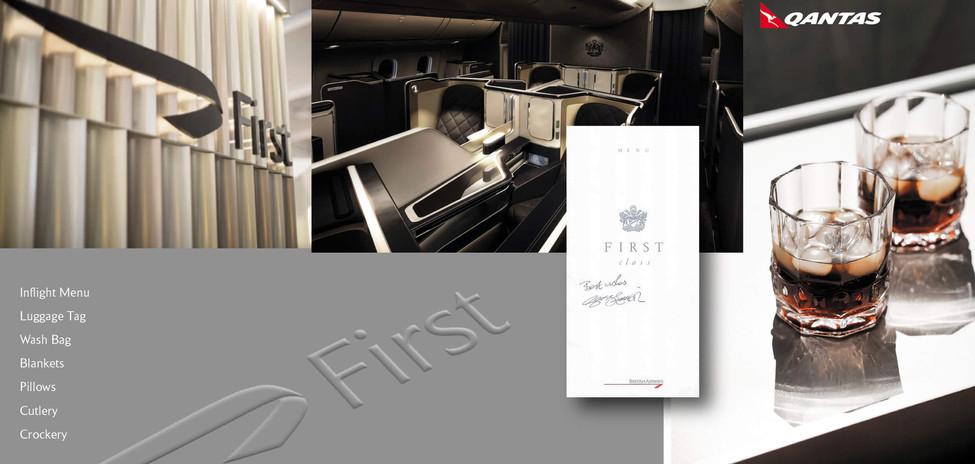 N | British Airways First
