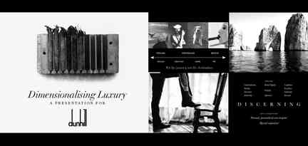 N | Dunhill luxury consumer strategy