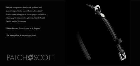 N   Patch & Scott 'Discerning dogs'