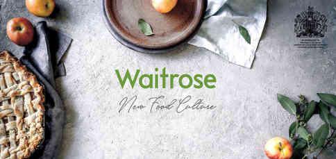 N | Waitrose rebrand