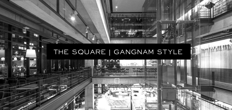 Spc Square Gangnam Style Architecture co