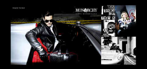 N | Monarchy London shoot