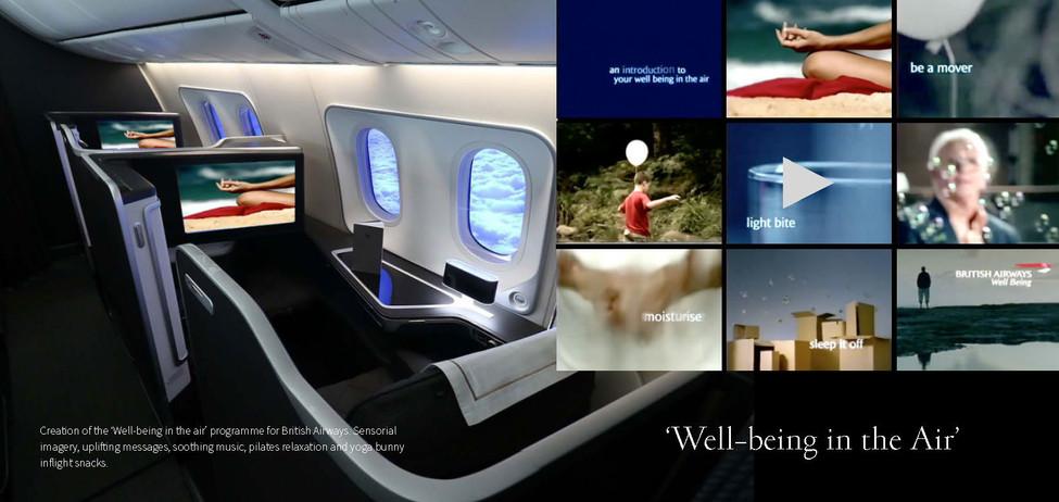 N | British Airways Wellbeing