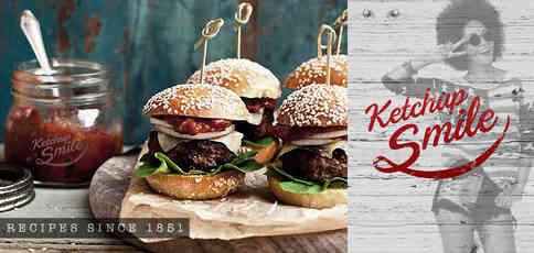 N | Ketchup Smile Burgers