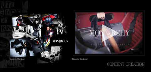 N | Monarchy London movie