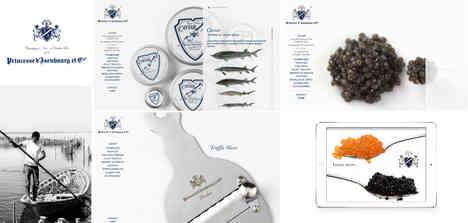 N   Caviar Princesse d'Isenbourg