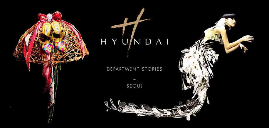 N | Hyundai Department Stores, Seoul