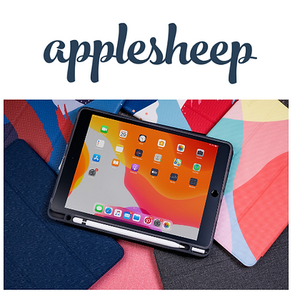 Sheep Trifold For iPad 10.2 Gen7 2019