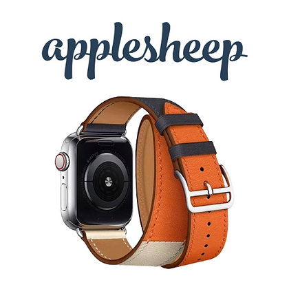 Double Tour For Apple Watch 38/40/42/44
