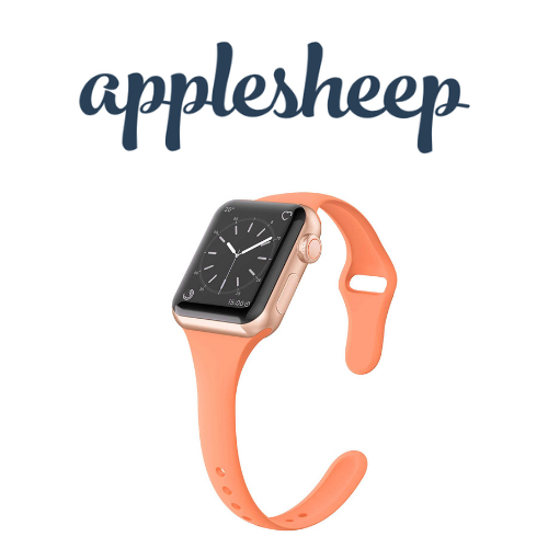Sheep Slim For Apple Watch 38/40
