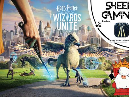 รีวิวเกมส์ Harry Potter : Wizards Unite บน iOS