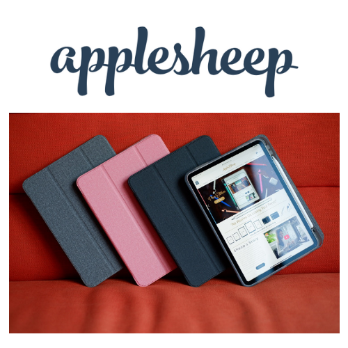 Sheep Trifold For iPad Pro 11 2018