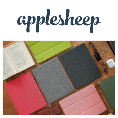 Sheep Trifold For iPad 9.7 2018 Gen6 2018