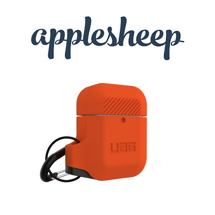 UAG Airpods Silicone Case For Airpods 1/2