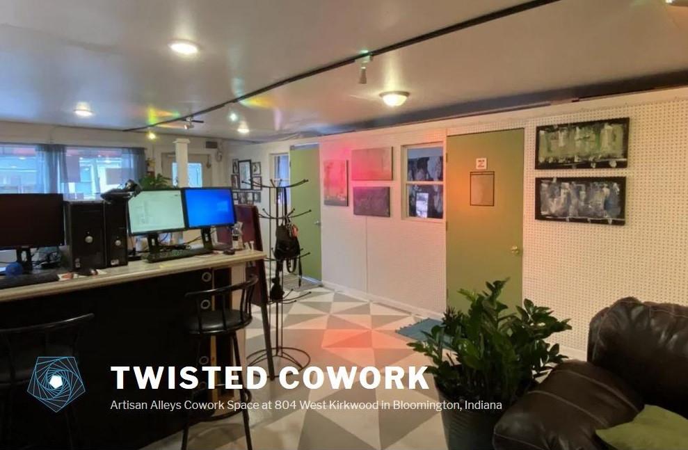 Twisted- Alt Art Lounge