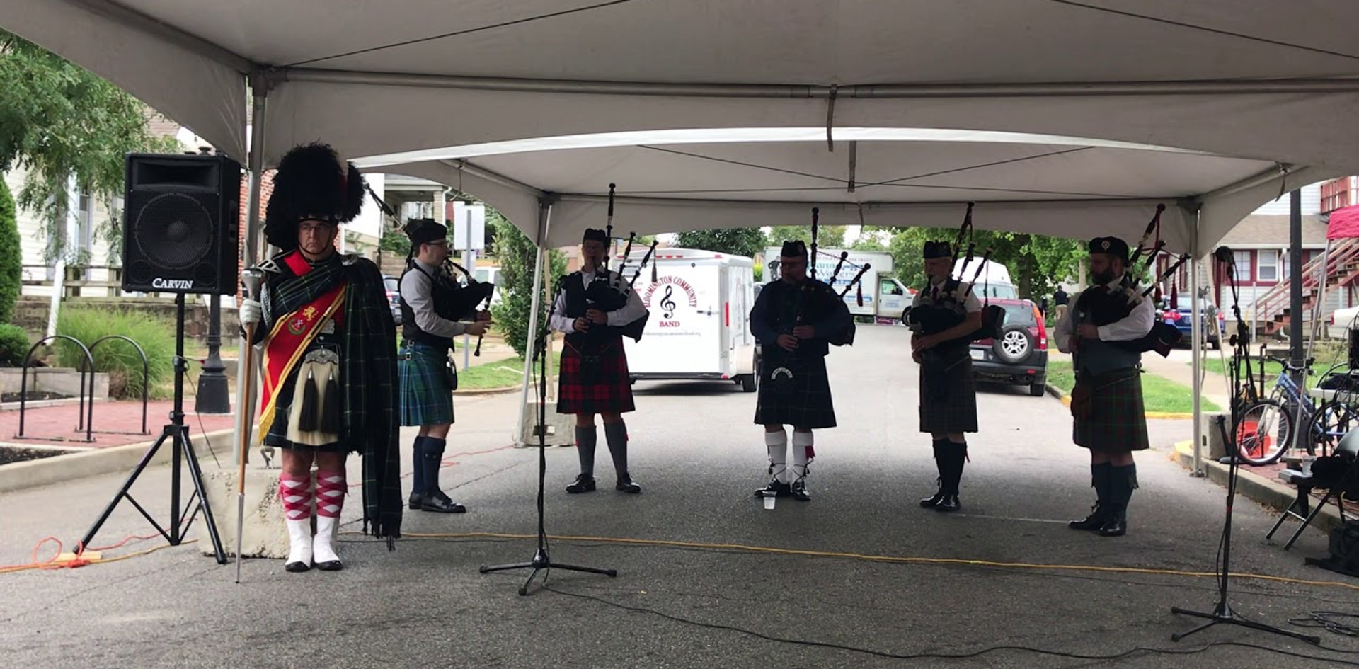 Bloomington Bag Pipers Society
