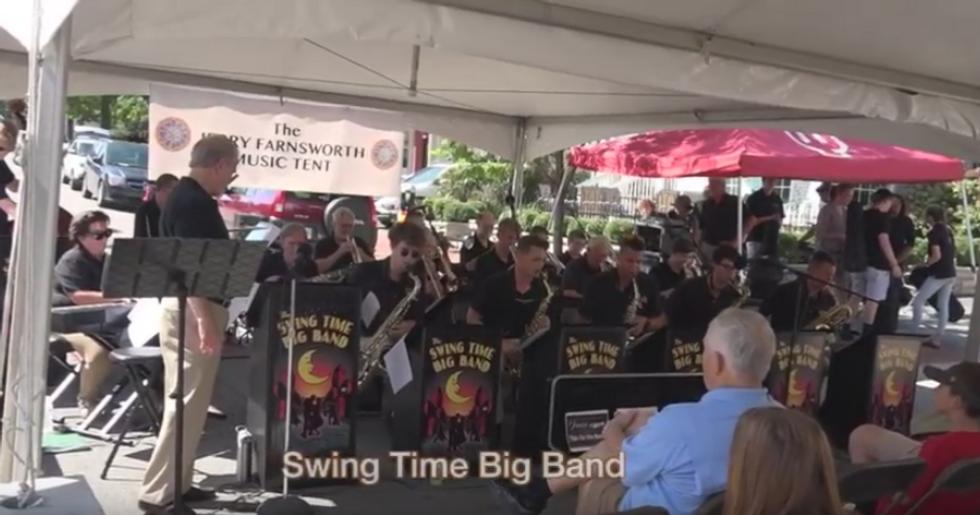Swing Big Time Band