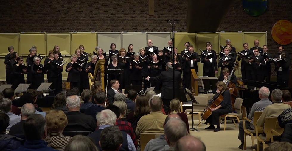 All-Night Vigil, Op. 37 by Sergei Rachmaninoff