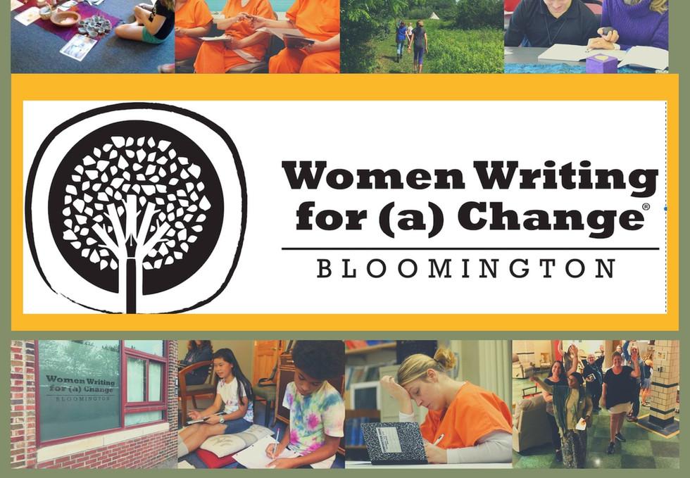 Women Writing for (a) Change