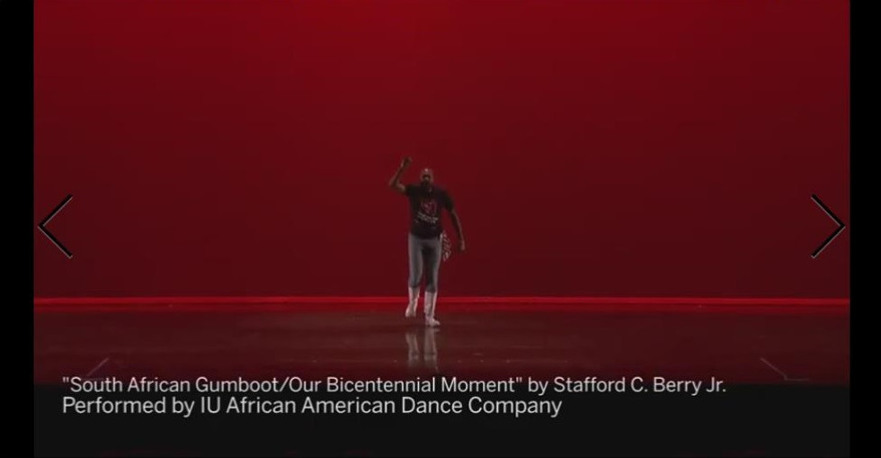 African American Dance Company-Director: Stafford Berry