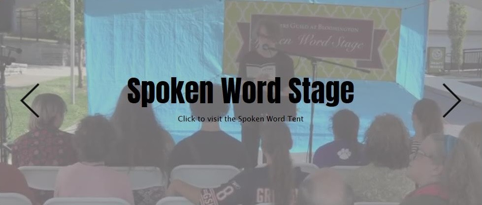 Spoken Word Stage