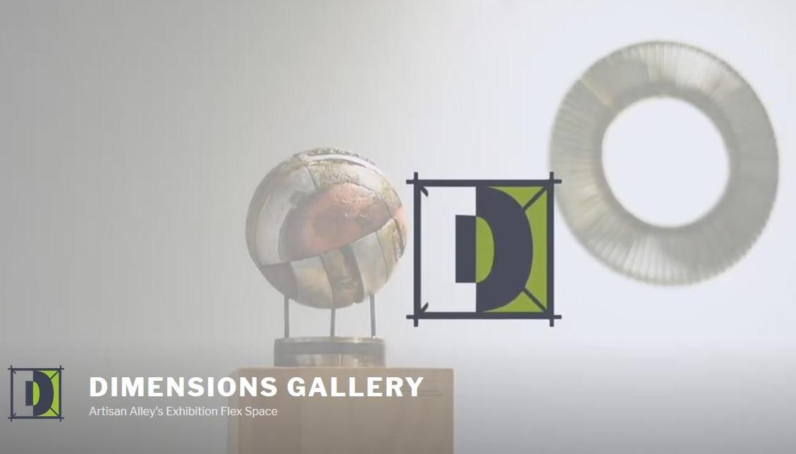 Dimension: Artisan Alley's Exhibition Flex Space