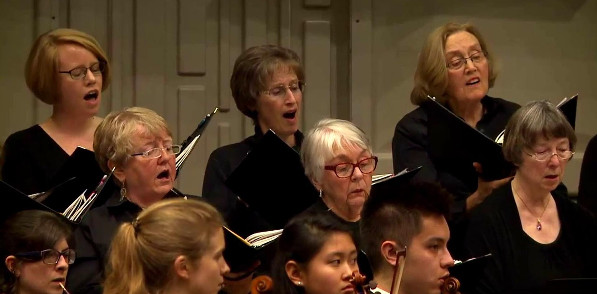 """from Cantata """"Sie werden aus Saba alle kommen"""", BWV 65, by J.S. Bach"""