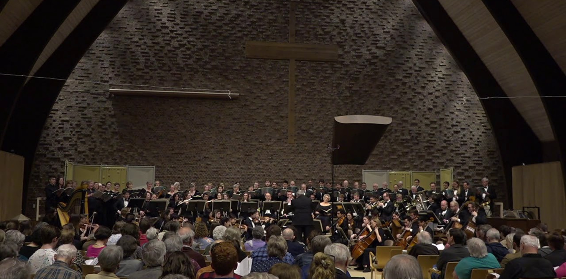 2019 concert: Stabat Mater by Francis Poulenc; Requiem, Op. 9 by Maurice Duruflé