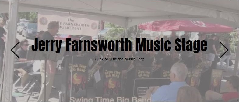 Jerry Farnsworth Music Stage