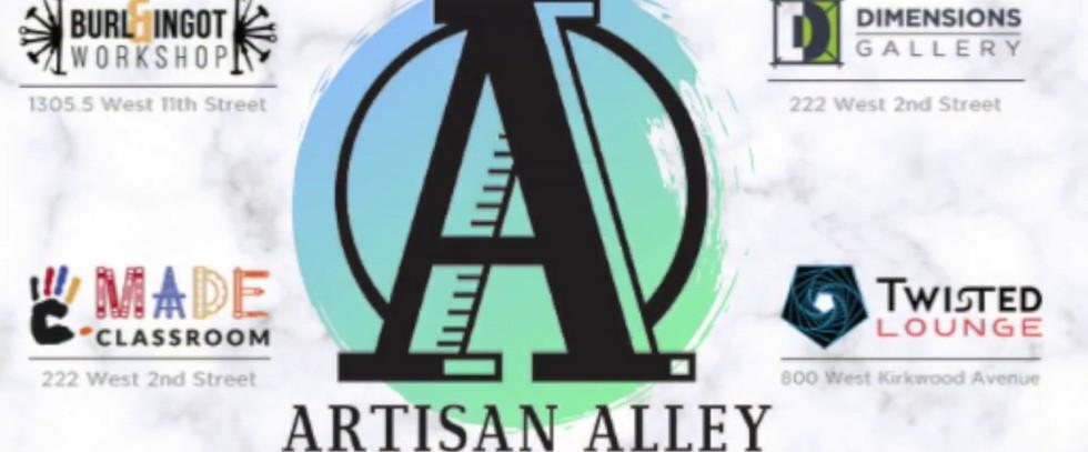 Artisan Alley Tour