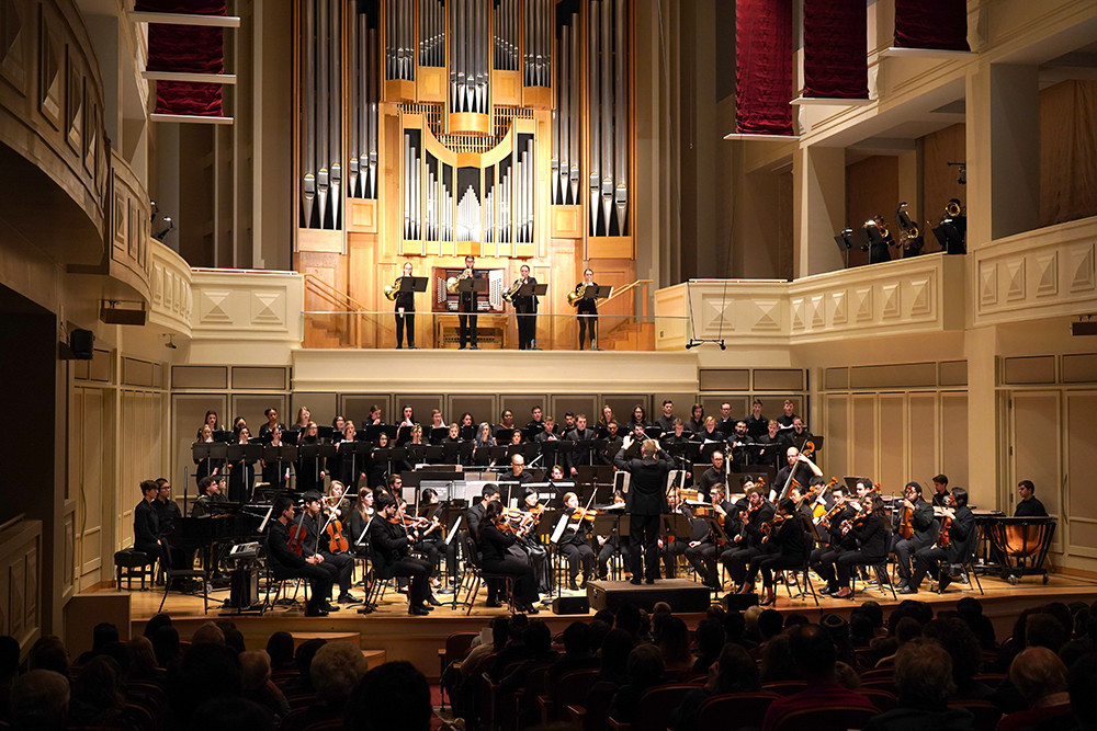 JSoM Orchestra and Choir