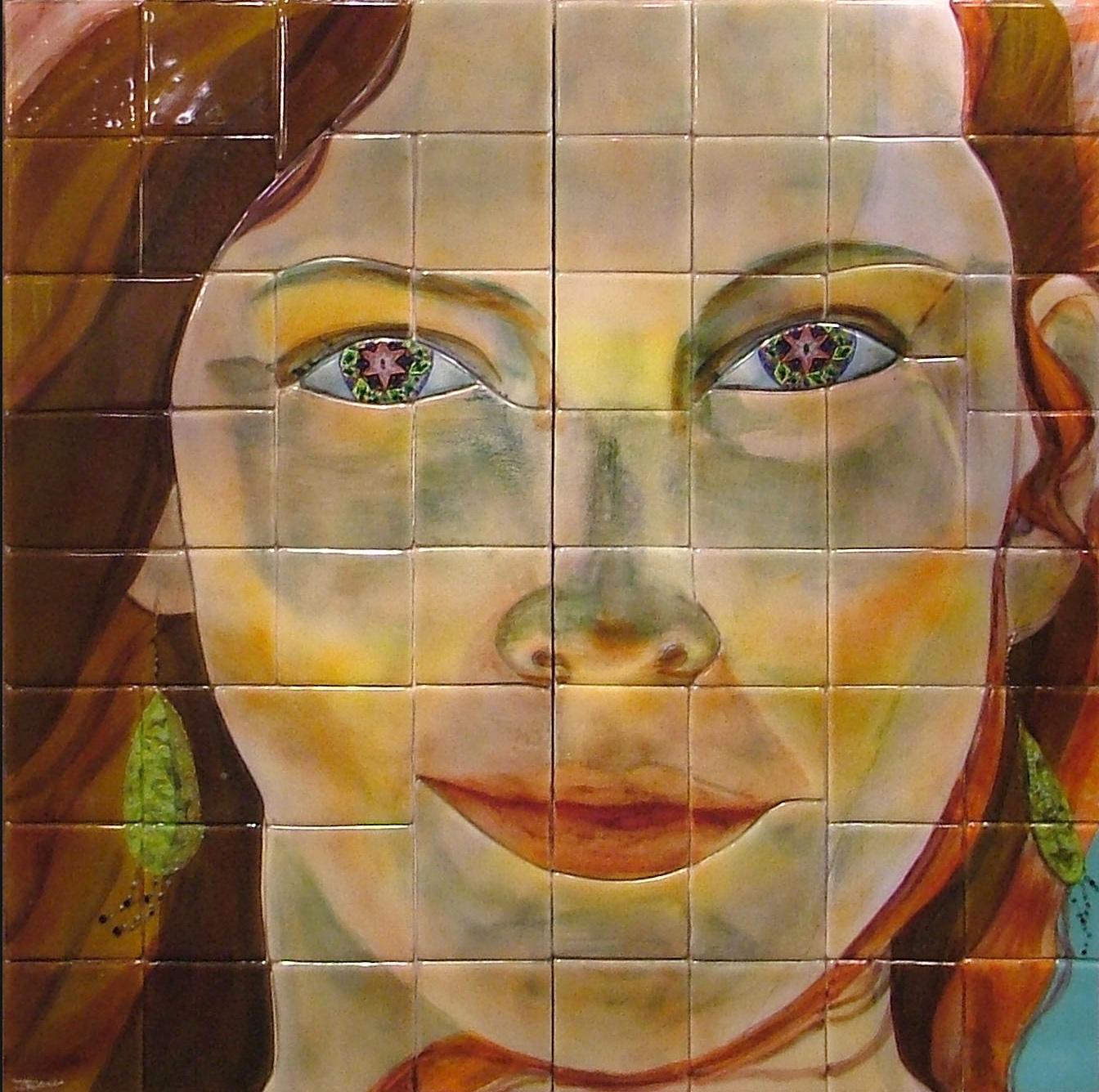 """""""Girl with Kaleidoscope Eyes"""""""