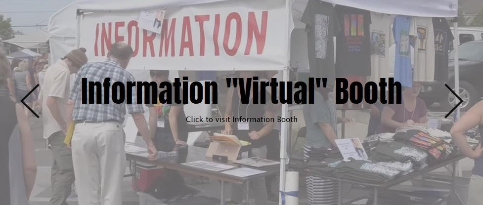 """Information """"Virtual"""" Booth"""