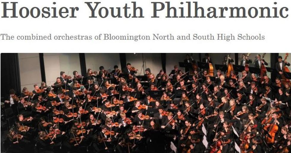 Hoosier Youth Philharmonic