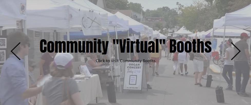 "Community ""Virtual"" Booths"