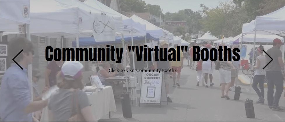 "Community ""Virtual"" Booths"