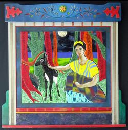 """""""Frida and the Faun"""""""