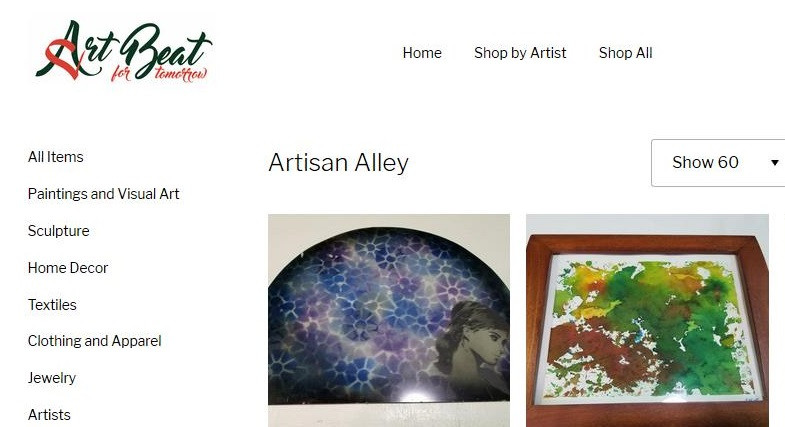 Please visit our online store to support your AA artists