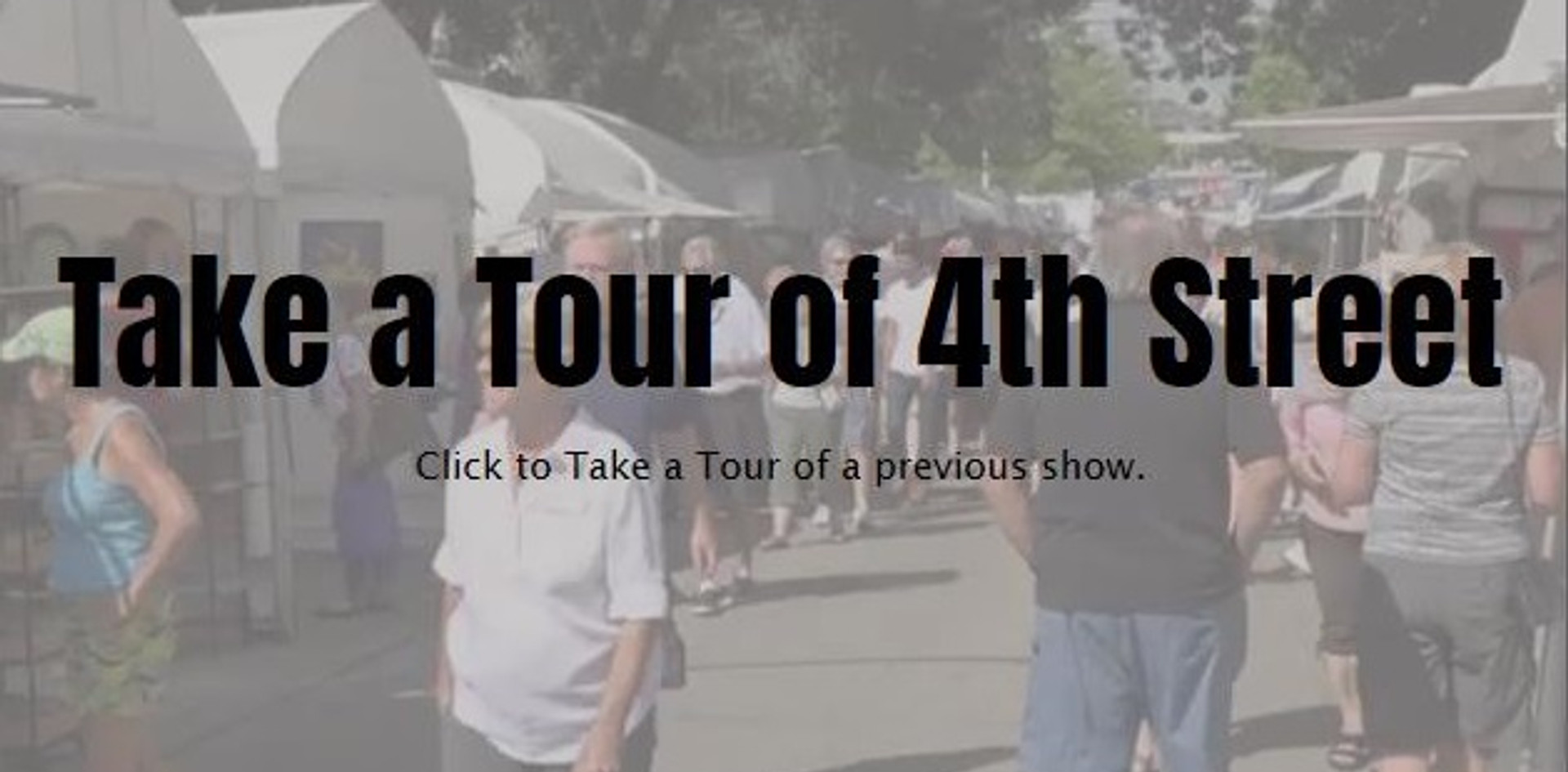 Take a Tour of 4th Street