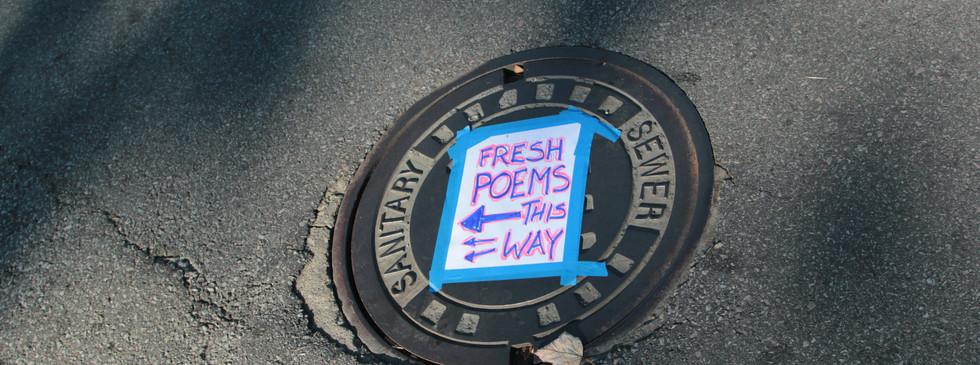Fresh Poems this way