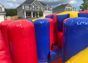 HIGH VELOCITY OBSTACLE COURSE from Jump CSRA