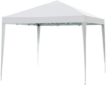 Classy White Pop Up Tent from Jump CSRA Party Rental