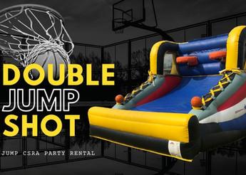 Double Jump Shot from Jump CSRA